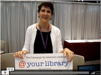 Lisa Williams of the Moline Public Library