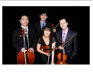 With creative marketing more than 400 tickets were given out to see the Avalon String Quartet.