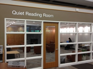Quiet Reading Room