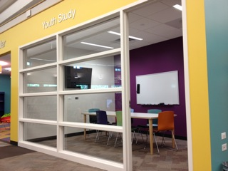 Youth Study Rooms