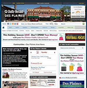 DailyHerald.com digital ad